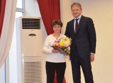 Награды от Минсельхоза России получили двое сальчан