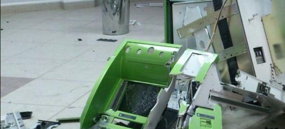В одном из сальских магазинов взорвали банкомат