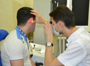 Заболеваниями уха ежегодно страдают порядка трёхсот сальчан