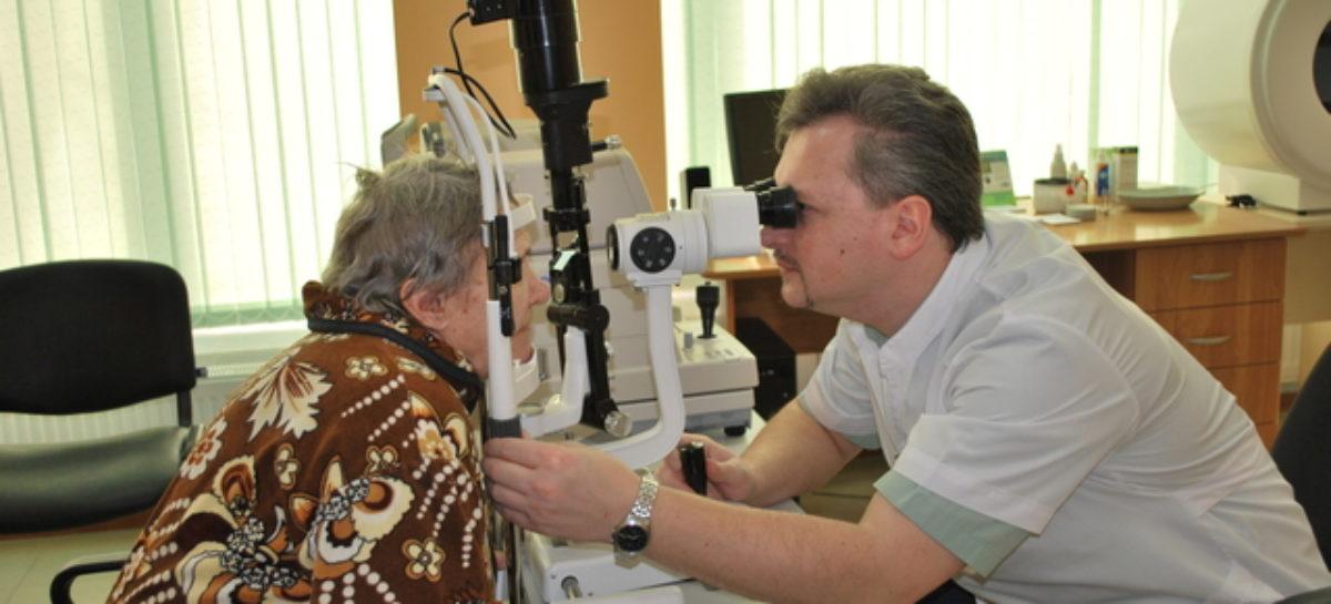 Глаукому ежегодно диагностируют у сотни сальчан