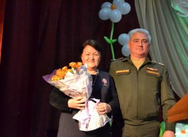 Сальчанок наградили медалями за вклад в развитие района