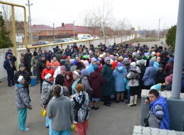 Около 300 человек эвакуировали в Сальске из психоневрологического интерната