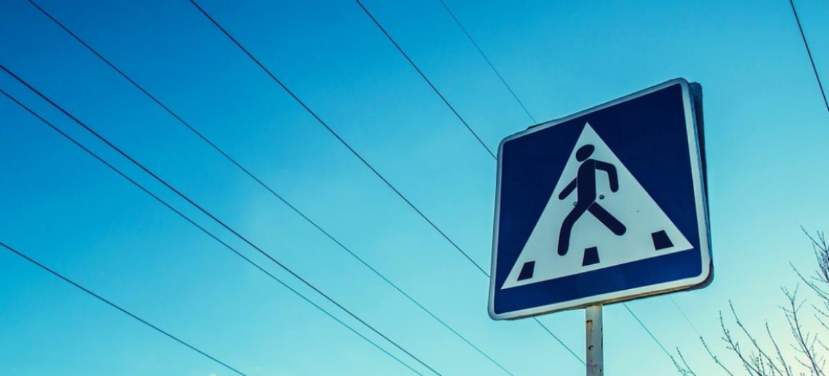 В Сальске водитель сбил подростка на «зебре» и скрылся с места ДТП