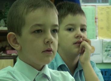 Экзамен для гимназистов в РДК