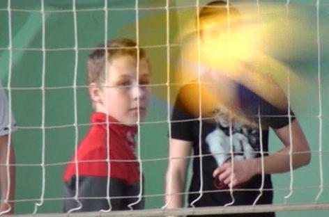 ДЮСШ. Турнир по волейболу. Сюжет