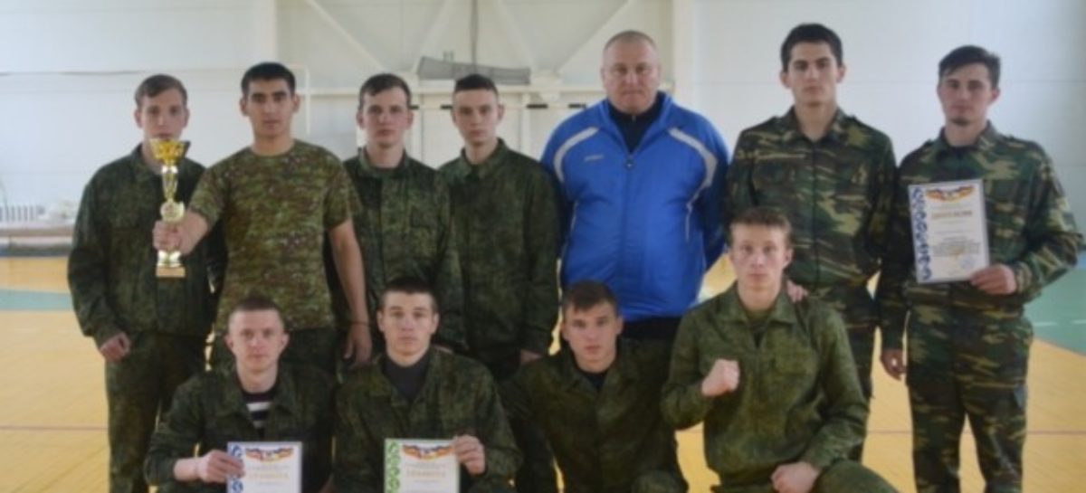 Сальские кадеты: Кто спорта боится — в казаки не годится
