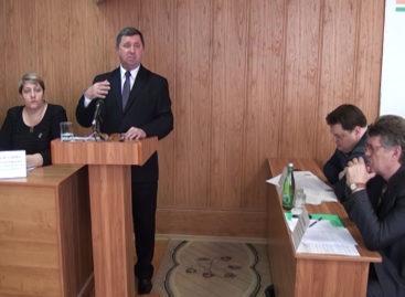 Отчёт Владимира Березовского об итогах работы. Сюжет