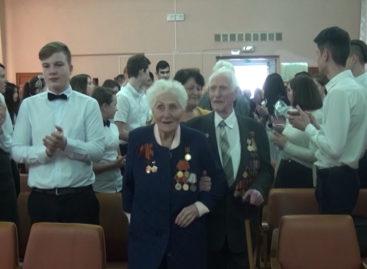 Юбилей у Черкасова: почетный гражданин Сальска отметил своё 95-летие