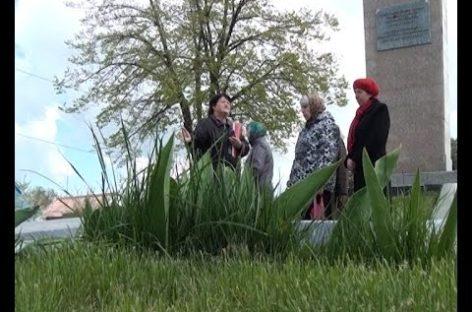 Экскурсии по городу для пожилых сальчан проводит Дом пионеров. Сюжет