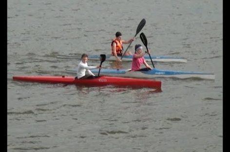Сальские гребцы успешно выступили на Всероссийских соревнованиях в Краснодаре. Сюжет