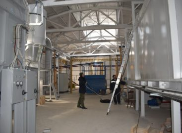 Завод «Сальсксельмаш» запустит новый импортный агрегат этой весной