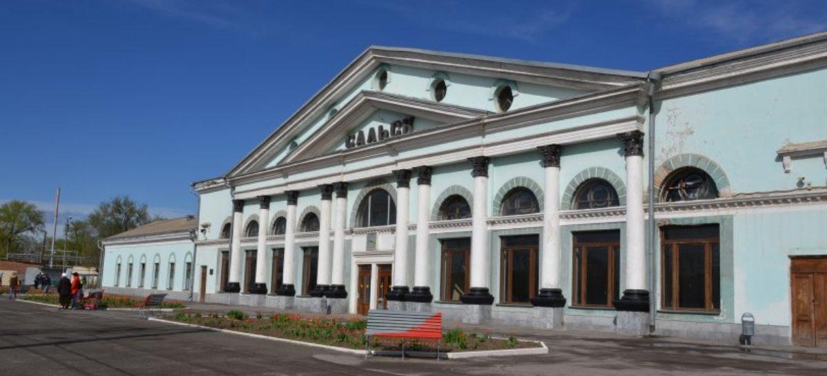 Здание железнодорожного вокзала начнут реконструировать в третьем квартале 2017 года