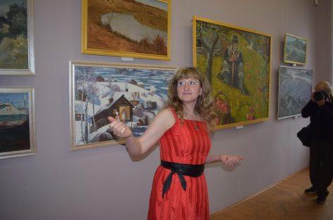 Оксана Архипова:  «Любимая река Егорлык — мне с детства хотелось ее писать»