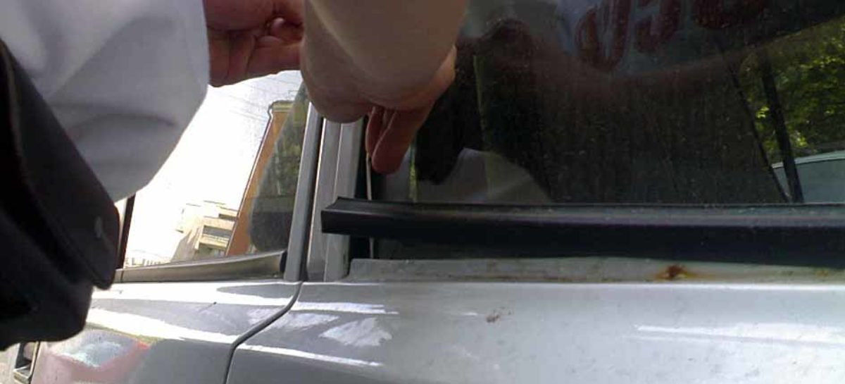 Кражу автомобиля ВАЗ-2106 раскрыли по горячим следам этой ночью