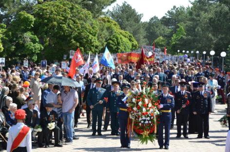 Сальчане в День Победы выйдут на митинг к мемориалу «Поклон»