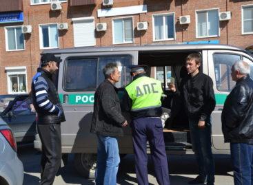 В Сальске выявили водителей, которые не платят по счетам
