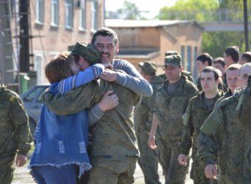 Месяц в пути и месяц в учениях: сальские военные вернулись из Забайкалья
