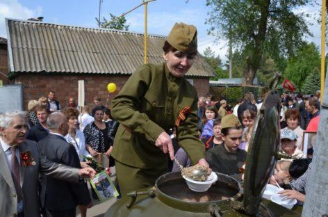 Сотни сальчан приняли участие в праздничных мероприятиях в День Победы