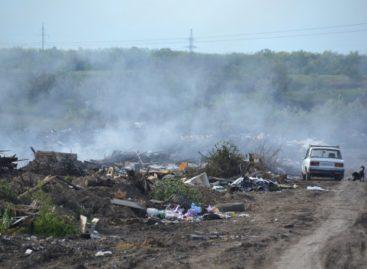 Жители микрорайона Ново-Сальск возмущены свалкой в черте города
