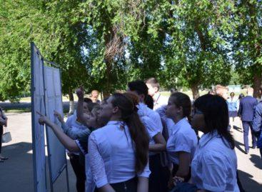 Единый госэкзамен сдадут 383 выпускника Сальского района