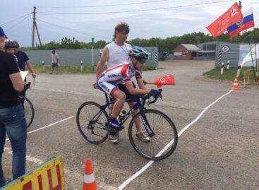 Cальские велосипедисты впервые за 16 лет уступили победу в турнире
