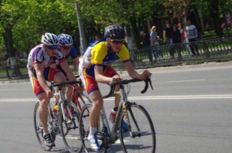 Велопобеды сальчан в Ростове