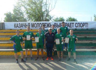 Сальские кадеты завоевали второе место на слете казачьей молодежи