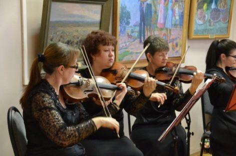 Ночь в музее-2017: для сальчан организовали концерт и квест