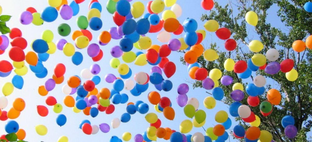 Парад воздушных шаров пройдёт в Сальске 1 июня