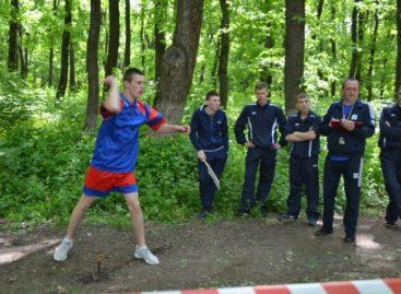 Сальские кадеты отличились на соревнованиях в Новочеркасске