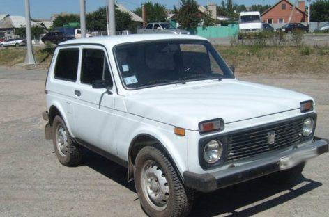 В Сальском районе раскрыли угон автомобиля ВАЗ-21213