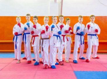Сальские каратисты поборются за участие в финале Спартакиады учащихся России
