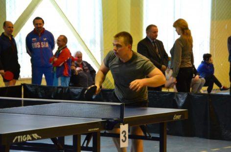 Сальчане оказались четвёртыми на кубке Ростовской области по настольному теннису