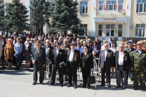 Сальску могут присвоить звание «Город воинской доблести»