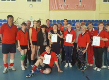 Сальские учителя оказались лучшими на зональной Спартакиаде
