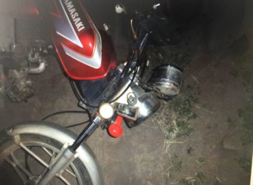 В Сальске 30-летний водитель скутера сбил женщину на проезжей части