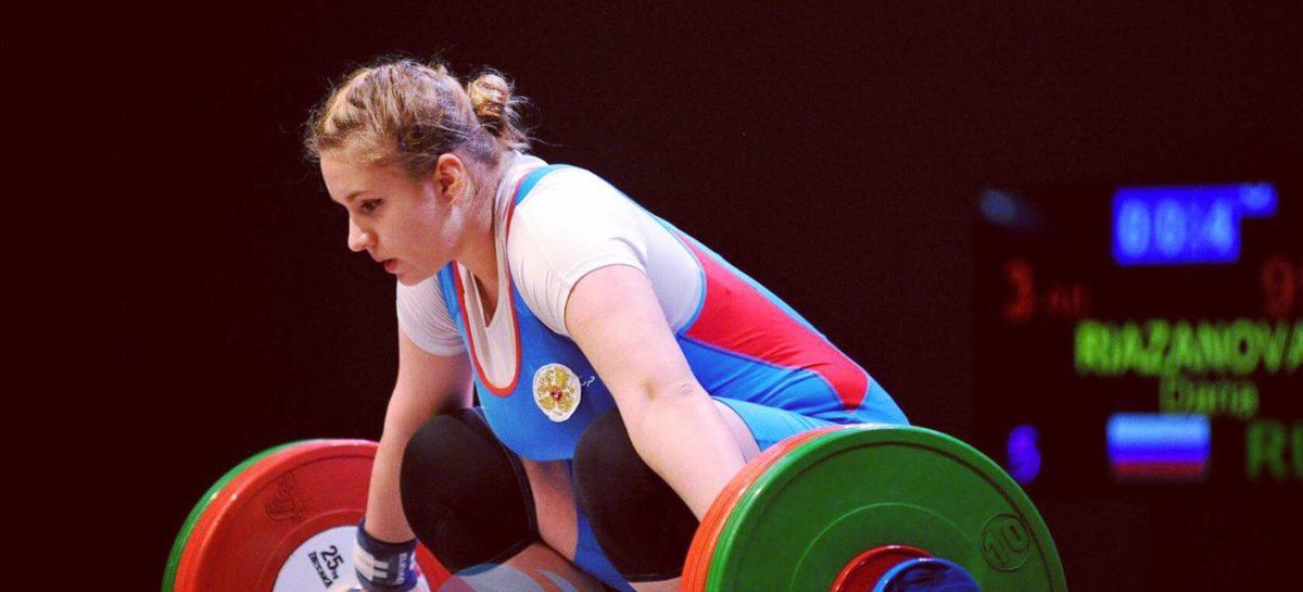 Сальчанка Дарья Рязанова завоевала малую золотую медаль в Токио