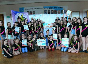 Сальский ансамбль «Дивертисмент» покорил «Вершину успеха»