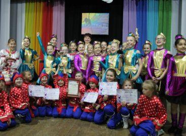 Сальские танцоры завоевали три победы на международном конкурсе
