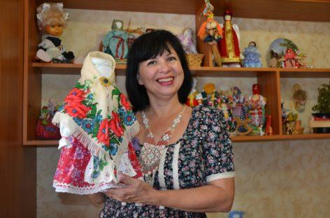 Людмила Глущенко: идеи черпаю из народной культуры