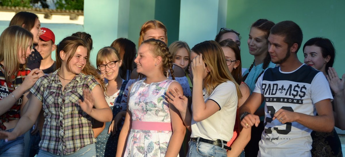 День молодежи отметили в Сальске на роликах и с танцами