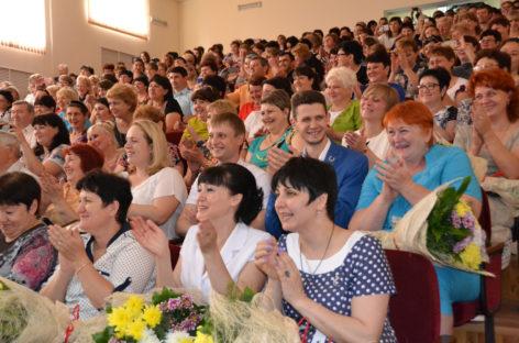 Медиков будут чествовать в пятницу в Сальске