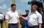 Сальчане поделились опытом с донскими аграриями в Зернограде