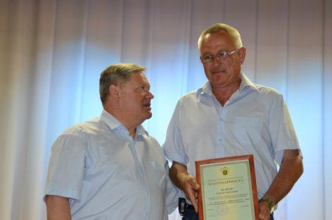 Двум сальчанам Минсельхоз РФ объявил Благодарность