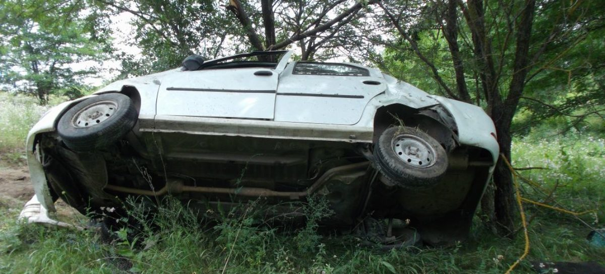 В Сальске погиб в автомобильной аварии житель Пролетарска