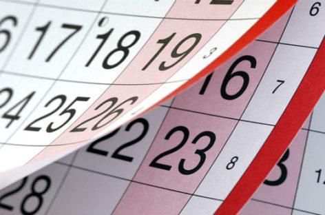 Порядок выхода в отпуск для государственных и муниципальных служащих изменен