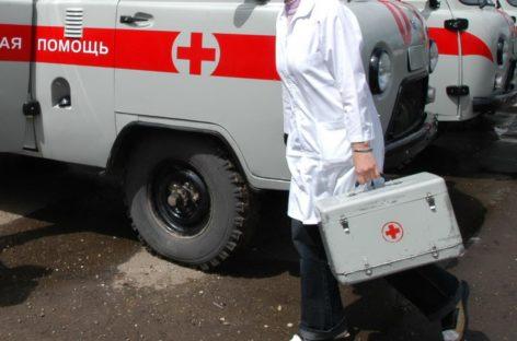 В Сальске 80-летний водитель наехал на женщину-пешехода