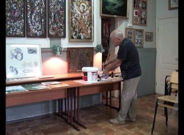 В художественной школе готовят классы к новому учебному году