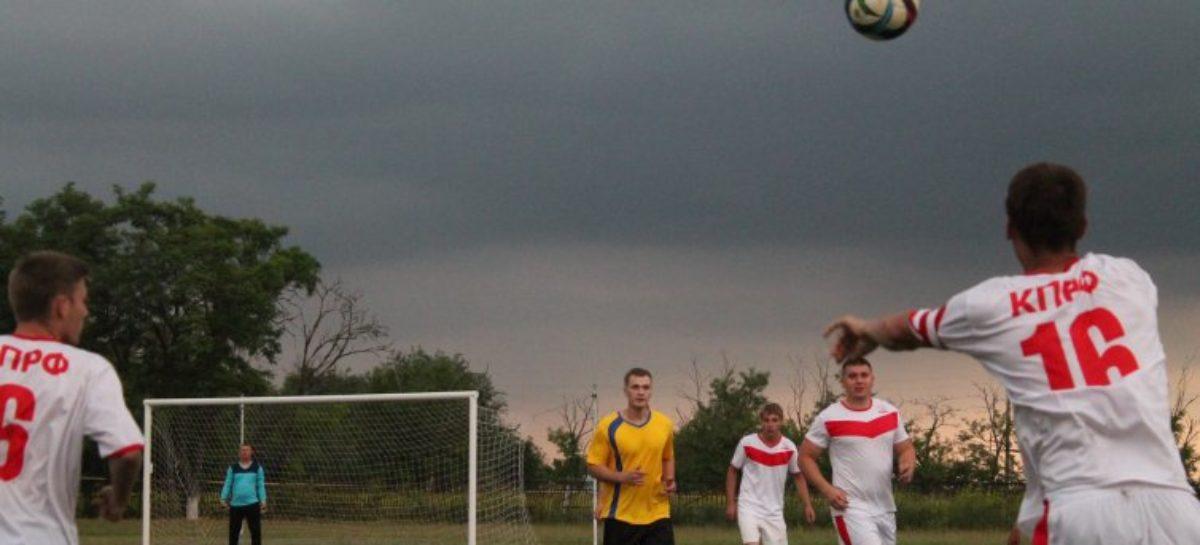Футбол в Сальском районе: болельщиков приглашают на пять матчей 25 июня