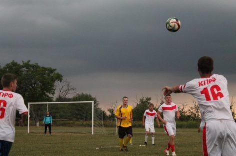 Сальcкий футбол: болельщиков приглашают 2 июля